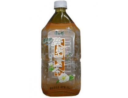 ready tea bottle label
