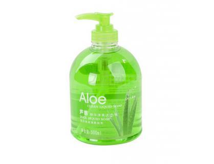 Label For Clean Liquid Soap